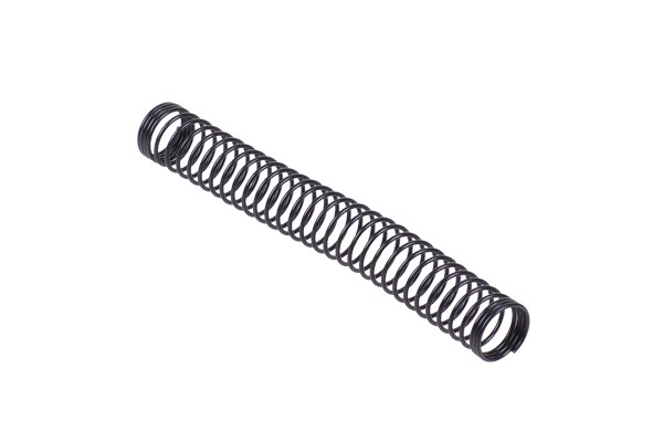 Anti-kinking spring individual 11mm (100mm length) - matte black
