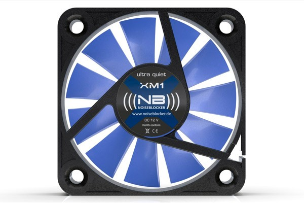 Noiseblocker NB-BlacksilentFan XM2 ( 40x40x10mm )