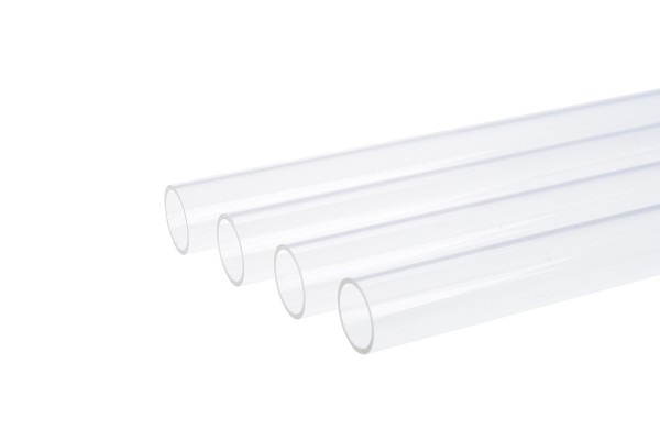 Alphacool HardTube 12/10mm plexi clear 80cm - 4pcs