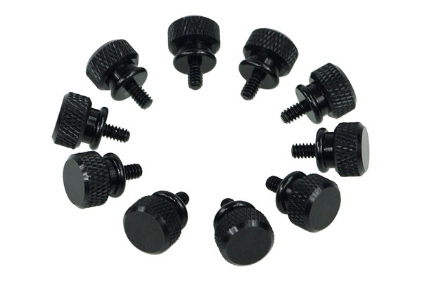 Thumbscrews case black bigpack (10pcs)