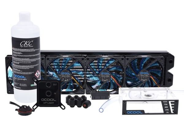 Alphacool NexXxoS Cool Answer 480 LT/ST - kit