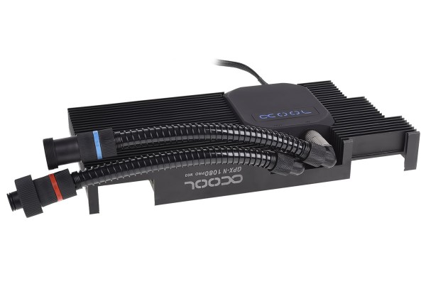 Alphacool Eiswolf GPX Pro - Nvidia Geforce GTX 1080 Pro M03 - incl. backplate