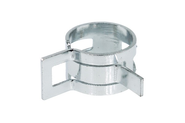 Alphacool hose clamp spring steel 15-18mm - chrome