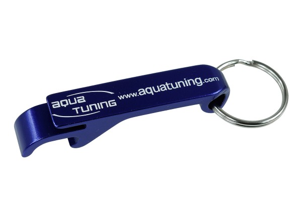 Aquatuning bottle opener - alu