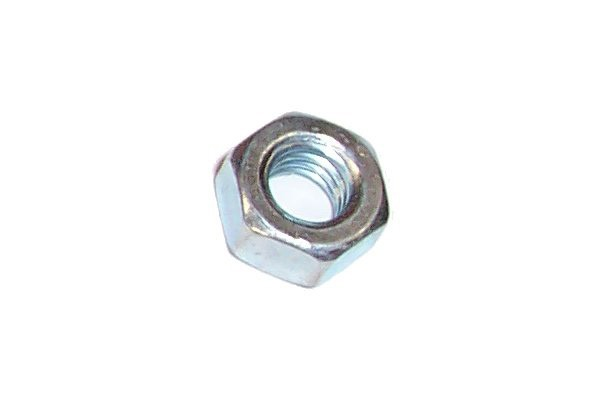 Mutter DIN 934 M4 hexagonal head screw zinc coated