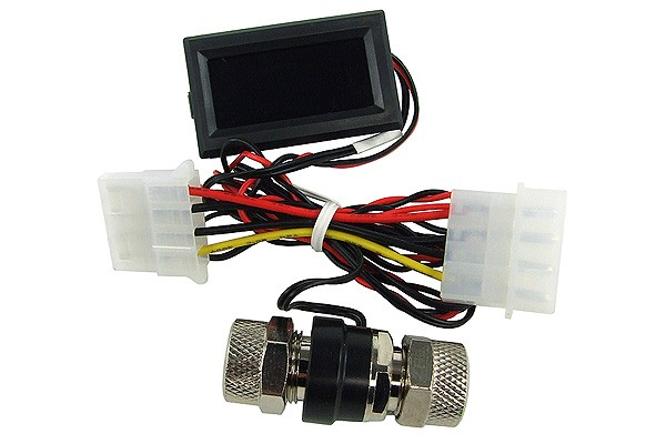 Temperature sensor In-Line 10/8mm and 11/8mm with C/F Display