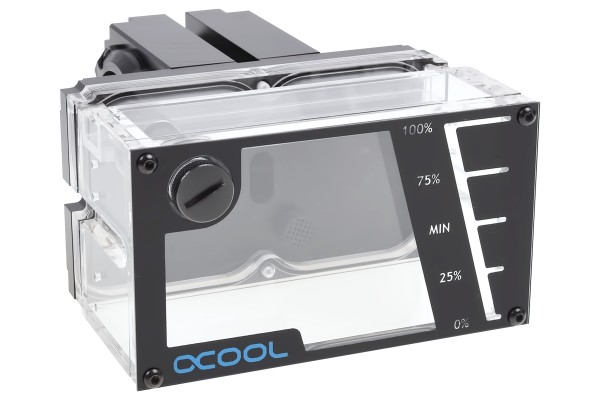 Alphacool Repack - Dual Laing D5 Station incl. 2x Alphacool VPP655