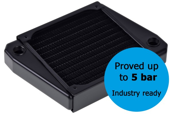 Alphacool NexXxos ST30 Industry HPC Series X-Flow 120mm radiator
