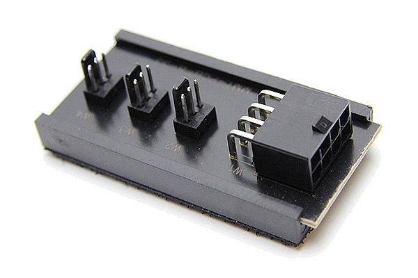 ModMyToys 8-Pin Power Distribution PCB 3x 3Pin Block