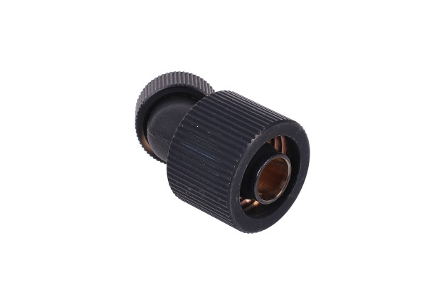 16/10mm compression fitting 45° revolvable G1/4 - compact - matte black