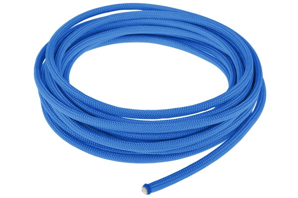 Alphacool AlphaCord Sleeve 4mm - 3,3m (10ft) - Colonial Blue (Paracord 550 Typ 3)