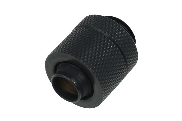 Alphacool HF 13/10 compression fitting G1/4 - deep black