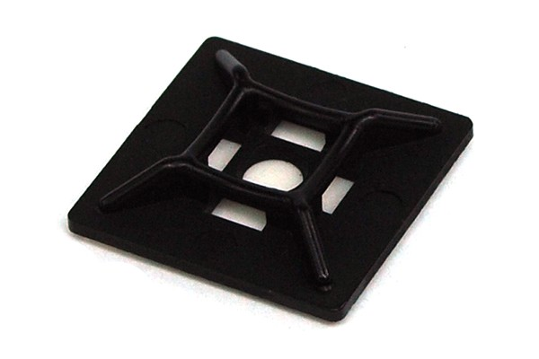 Phobya Zip Tie Cradle Mount 25x25mm Black