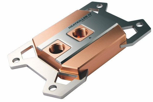 Watercool HEATKILLER® IV PRO (AMD, AM4 ready) PURE COPPER
