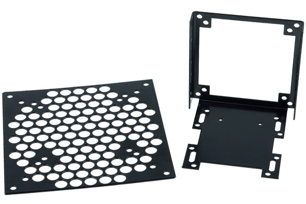Alphacool Eheim Station pump mount universal for 120-140mm fans/radiators