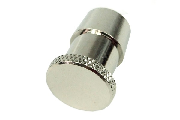 "13mm (1/2"") sealing plug - knurled -"