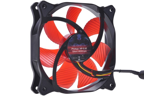 Phobya HP-S 12 Silent 1400rpm ( 120x120x25mm )