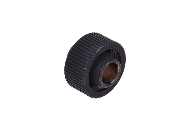 19/13mm compression fitting G1/4 - compact - matte black