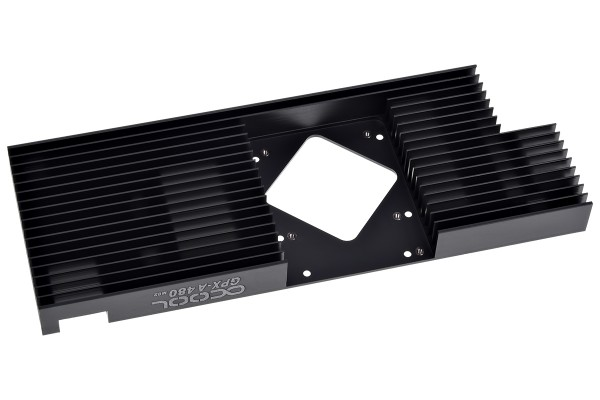 Alphacool Upgrade-kit for NexXxoS GPX - AMD RX 480 M02 - black (without GPX Solo)