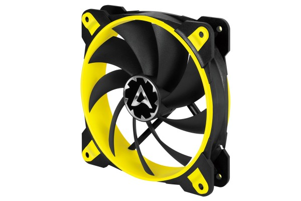 Arctic BioniX F140 PWM - yellow (140x140x28mm)