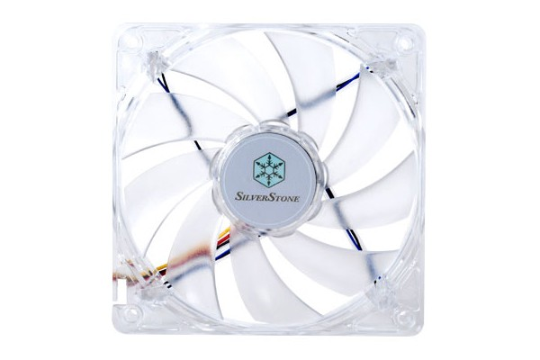 Silverstone 120mm fan SST-FN121-P-BL - Blue (120x120x25mm)