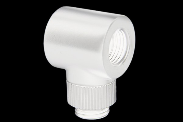 "Monsoon 13/10mm (OD 1/2"") Rotary 90° - White"