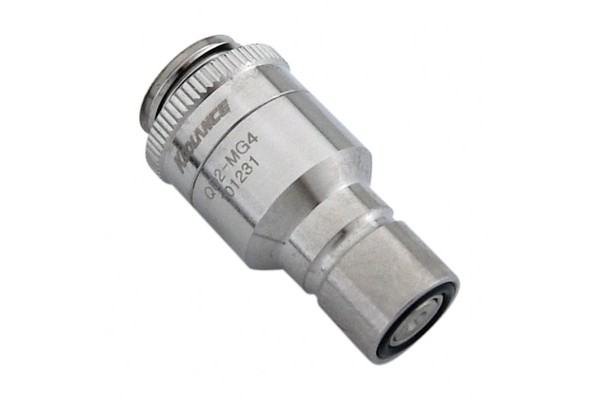 """Koolance quick release connector G1/4"""" outer thread to male (High Flow) - QD2"""