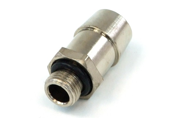 13mm (1/2') fitting G1/8 with O-Ring (High-Flow)
