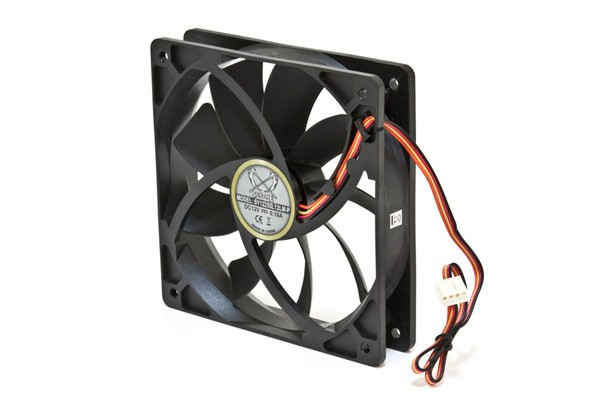 Scythe Slip Stream 120mm PWM Fan ( 120x120x25mm )