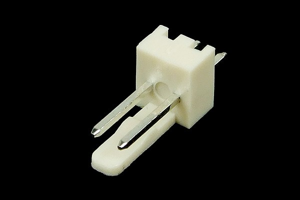 mod/smart Fan Power Connector 2Pin plug - white