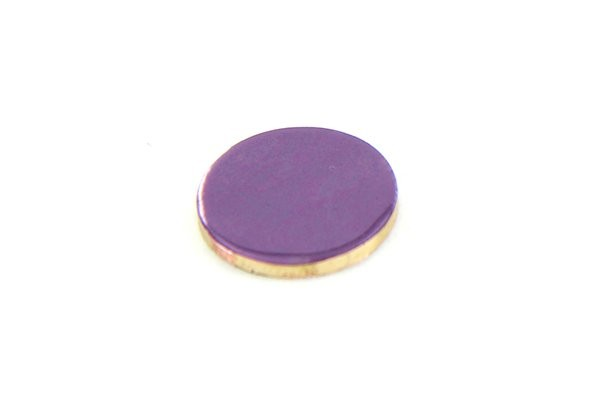 Monsoon Accent Disk - Purple