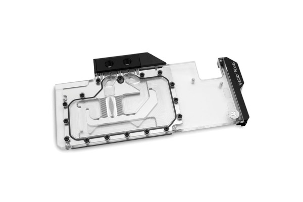 EK Water Blocks EK-Vector Aorus RTX 2080 Ti RGB - Nickel + Plexi GPU water block